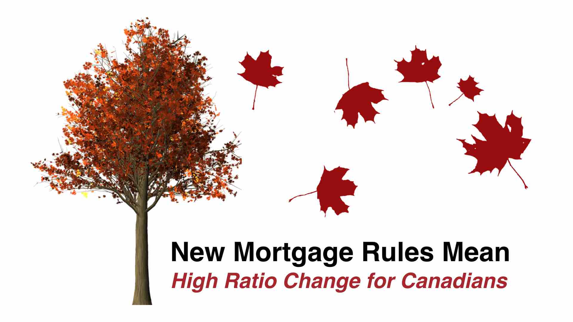 New Rules High Ratio Change
